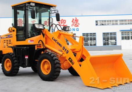 山东鲁工LG-919轮式装载机