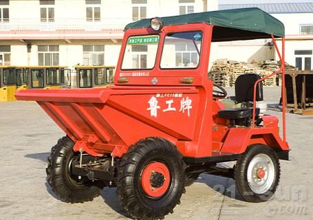 山东鲁工FC-15液压翻斗车