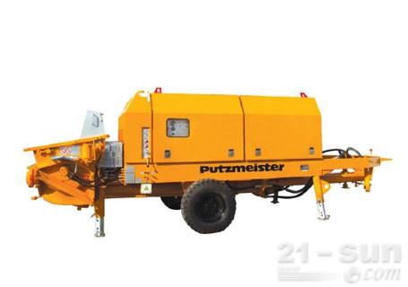 普茨迈斯特BSA 2109HP-D拖泵