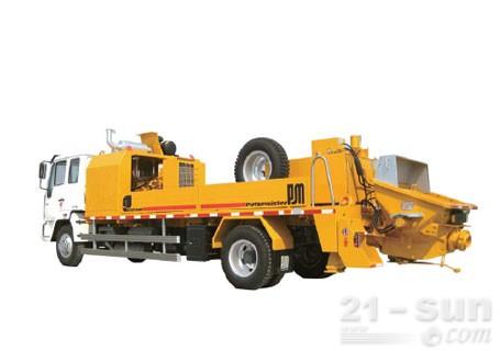 普茨迈斯特BSF 2109HP-D车载泵