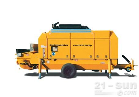 普茨迈斯特BSA 14000HP-E拖泵