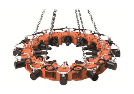 若鞍亿科技RP370全液压式截桩机