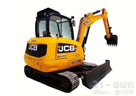 JCB8061挖掘机图片
