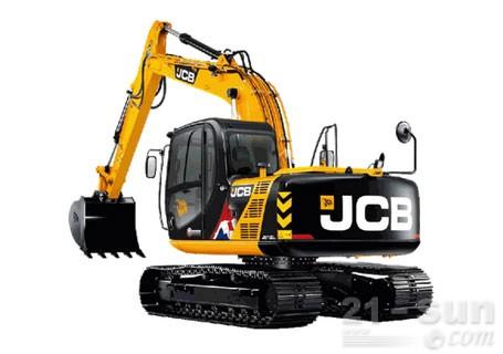 JCBJS130LC挖掘机