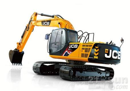 JCBJS370LC挖掘机