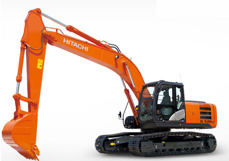 日立ZX210LC-5G挖掘机