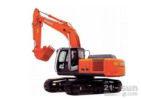 日立ZX240-3挖掘机