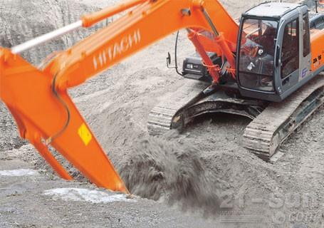日立ZX240-3G挖掘机
