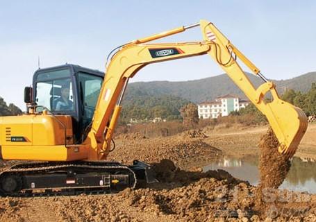 雷沃重工FR65V8挖掘机(效率王)