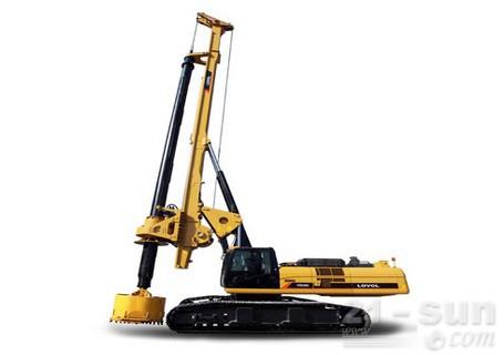 雷沃重工FR639D旋挖钻机