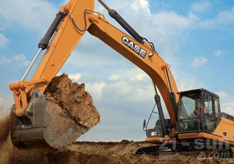 凯斯CX360B挖掘机