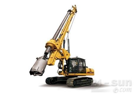 雷沃重工FR610旋挖钻机
