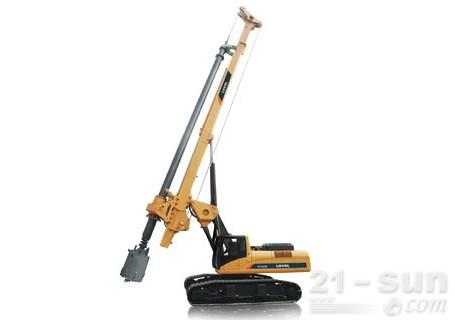 雷沃重工FR622D旋挖钻机