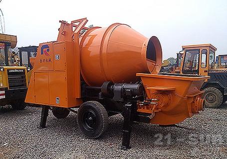 惠龙机械JBT30-C拖泵图片