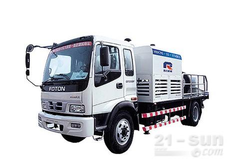 惠龙机械HBC95.15.174RS 车载泵图片