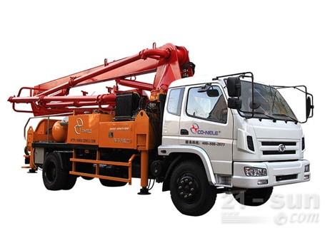 惠龙机械KNL5190THB 25H-4M混凝土泵车图片