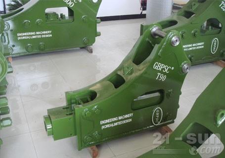 连云港工兵T90三角型破碎锤图片