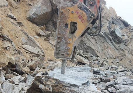 水山(民盛)SB151破碎锤