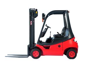 林德H20柴油/液化石油气叉车