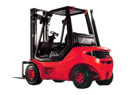 林德H30柴油/液化石油气叉车