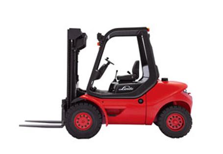 林德H40柴油/液化石油气叉车