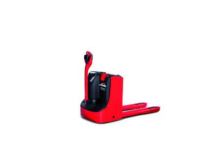 林德T20步行式电动托盘搬运车