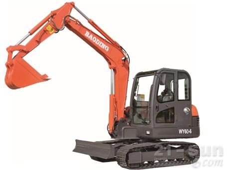 宝鼎WY60-6挖掘机图片