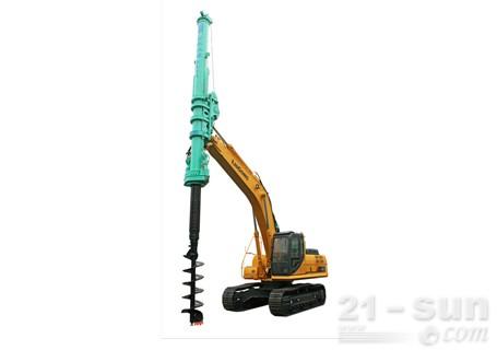 上海金泰SE30旋挖钻机图片