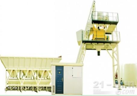 方圆集团HZS75-CP1500搅拌站