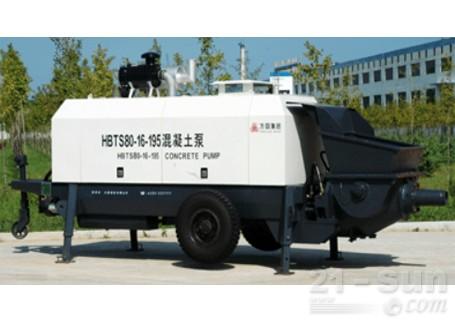 方圆集团HBTS80-16-181输送泵