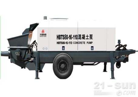 方圆集团HBTS80-16-132输送泵