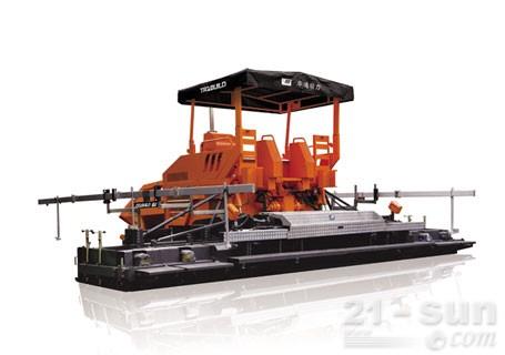 华通动力SPSE90全液压多功能摊铺机