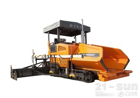 华通动力EPC125B全液压多功能摊铺机
