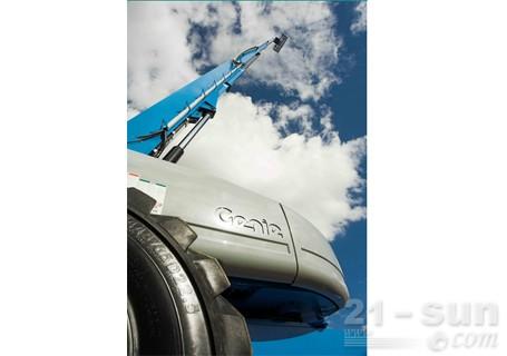 特雷克斯S-125高空作业平台