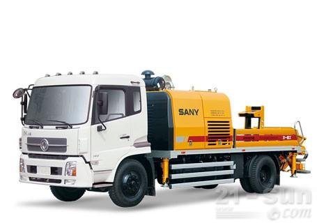 三一SY5125THB-9018C-6DE车载泵