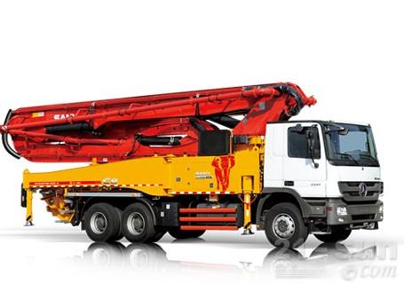 三一SY5330THB 470C-8S混凝土泵车C8系列47米