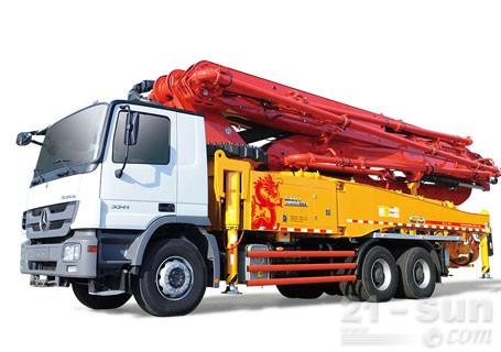 三一SY5330THB 490C-8S混凝土泵车49米C8系列
