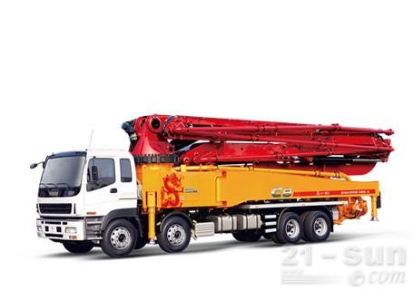三一SY5418THB 530C-8混凝土泵车53米C8系列