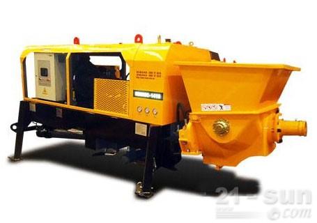 三一HBG6010C管桩泵