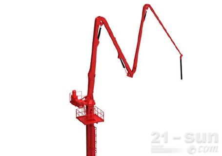 三一HGY21移动式布料杆