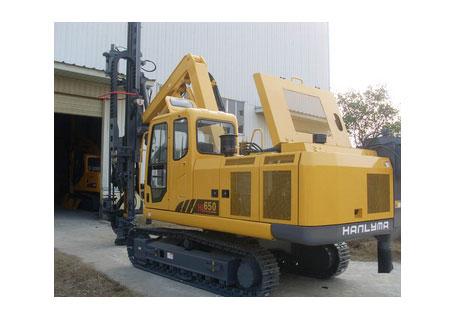 华力重工HL650RD矿用钻机