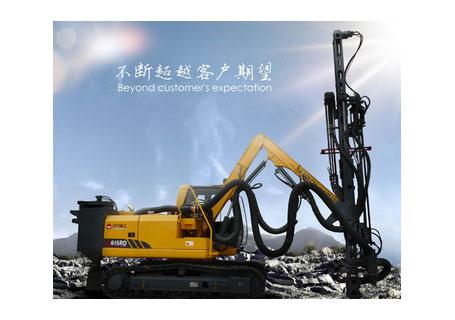 华力重工HL615RD矿用钻机