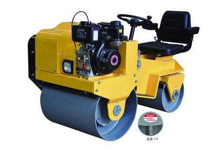 友一机械FAYL-850座驾式压路机
