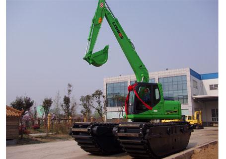 力士德SC160SD.8两栖挖掘机