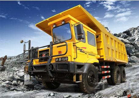 同力重工TL853水泥矿山专用自卸车