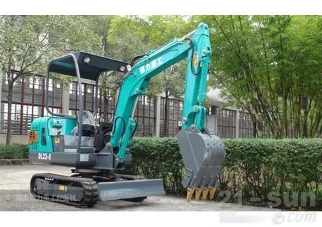德力重工DL22-8挖掘机图片