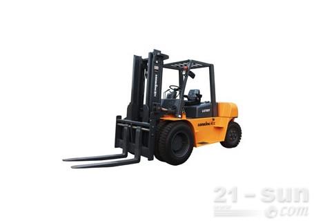 龙工7吨石材专用叉车