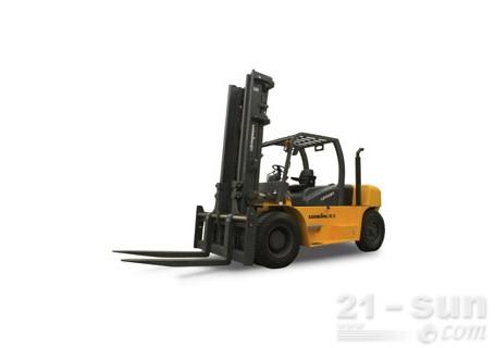 龙工10吨钢材专用叉车