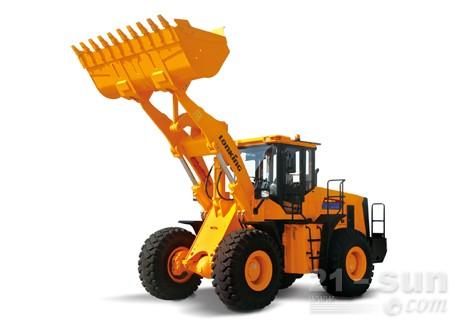 龙工CDM856轮式装载机