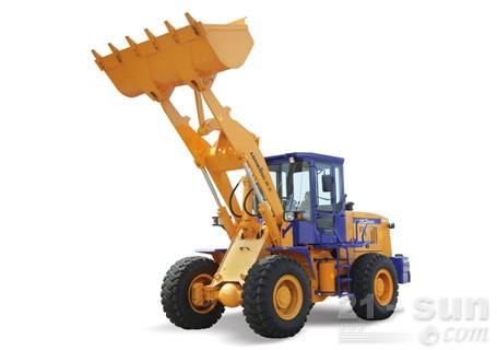 龙工LG833G轮式装载机